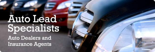 Auto Mailng List Specialists - Auto Dealers and Insurance Agents